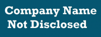 Company Name Not Disclosed Logo