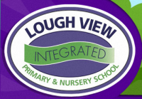 Lough View Integrated Primary and Nursery School Logo