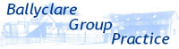 Ballyclare Group Practice Logo