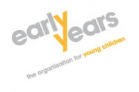 Early Years - the organisation for young children Logo