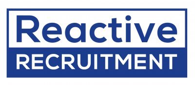 Reactive Recruitment Logo