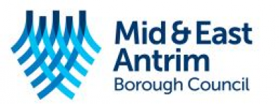 Mid and East Antrim Borough Council Logo