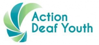 Action Deaf Youth Logo