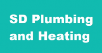 SD Plumbing and Heating Logo