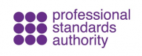 The Professional Standards Authority Logo