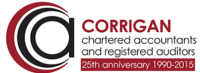 Corrigan Chartered Accountants Logo