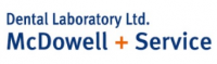 McDowell + Service Dental Laboratory Ltd Logo